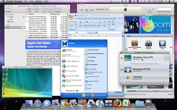 Parallels Desktop For Mac - фото 9