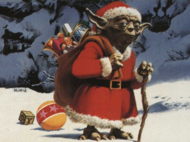 Merry Christmas from Tech Digest! Here's the Star Wars ...