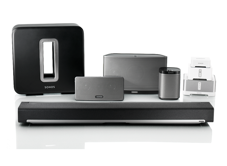 Sonos adds support for Soundcloud