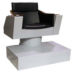 Star Trek Command Chair Get Your Little Clipboard And