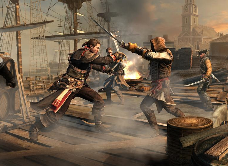 REVIEW: Assassin's Creed: Rogue – A game that plays by the rules