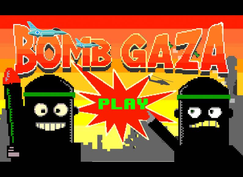bombgaza