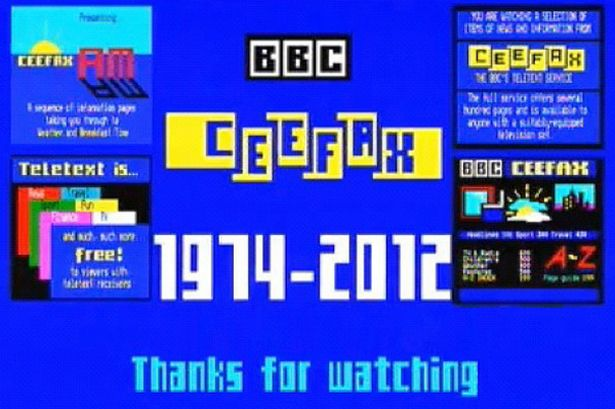 Ceefax would have been 40 today! Write BBC League Cup report to celebrate