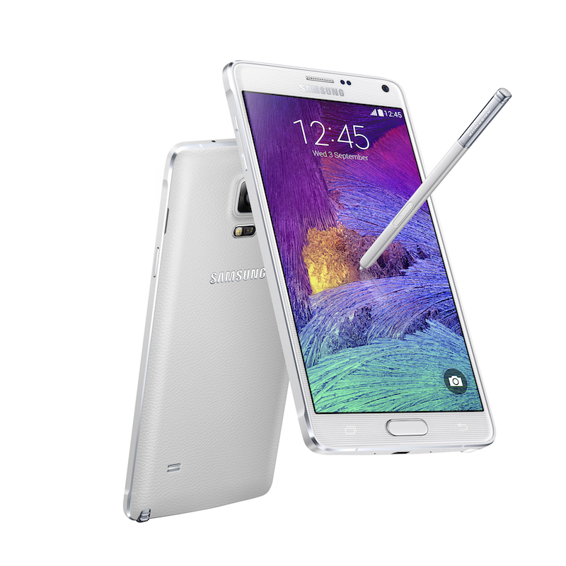 Samsung Galaxy Note 4 available to pre-order today