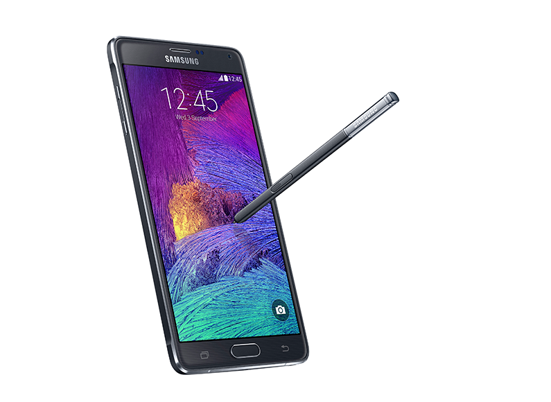 Android Lollipop will be coming to the Samsung Galaxy Note 4