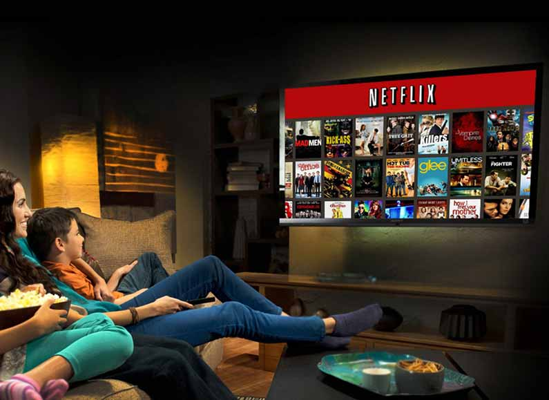 Netflix tests UK price increases of at least £1 per month