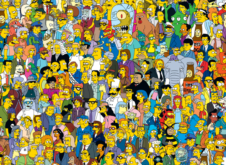 Definitive proof that The Simpsons is getting worse