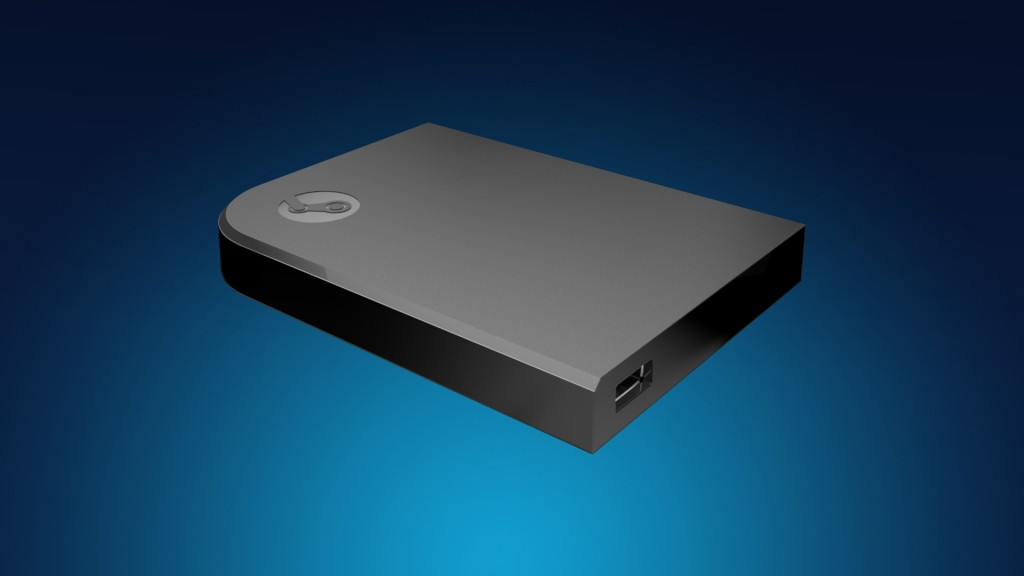 "Valve announces ""Steam Link"" game streamer"