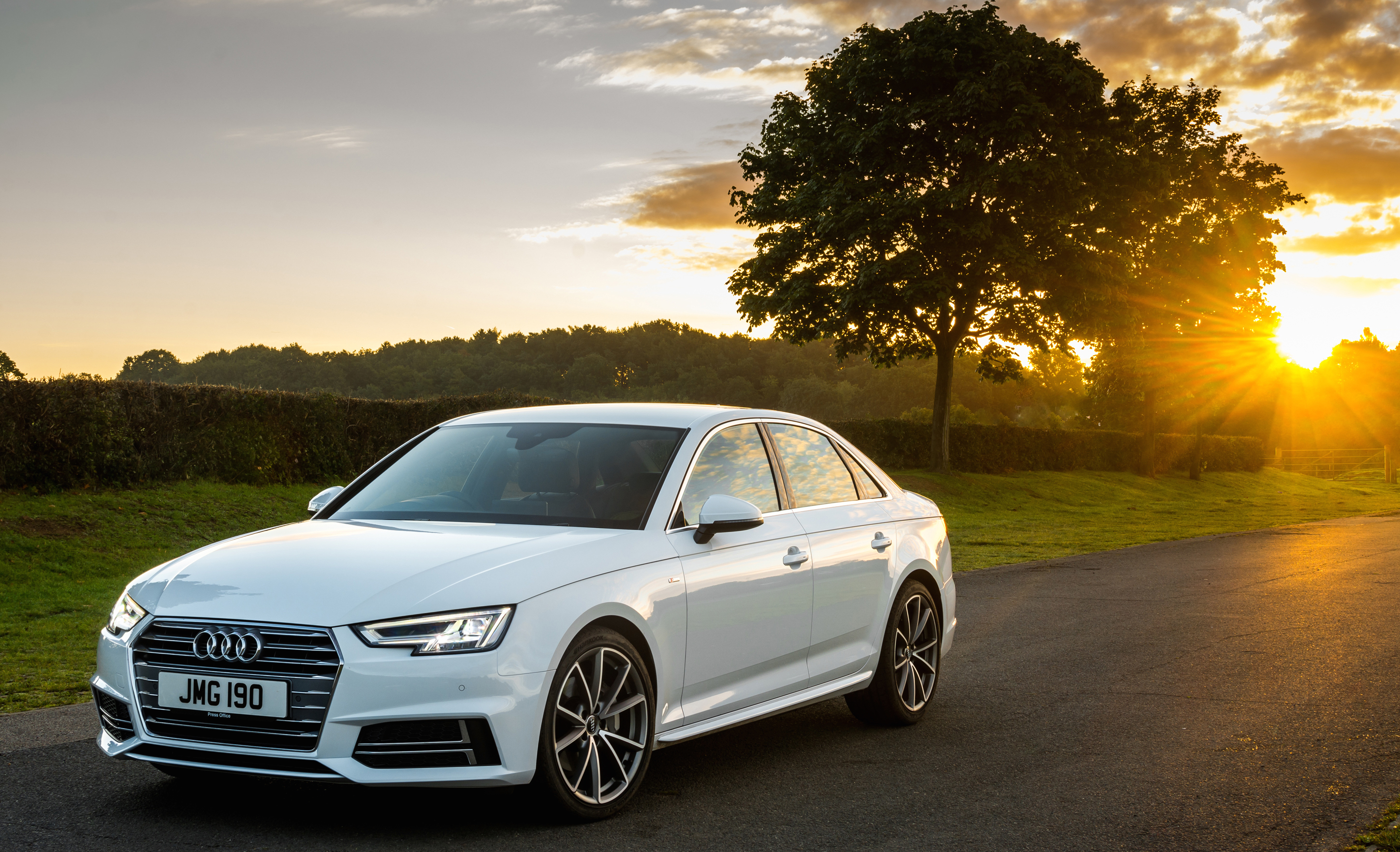 Review Audi A4 Saloon 2 0 Tdi S Line 190 Ps Tronic 33 345 00 Tech Digest