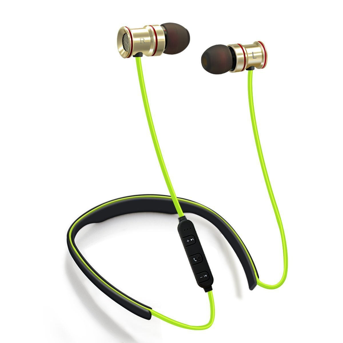 top wireless bluetooth earphones to wear to the gym headphones club. Black Bedroom Furniture Sets. Home Design Ideas