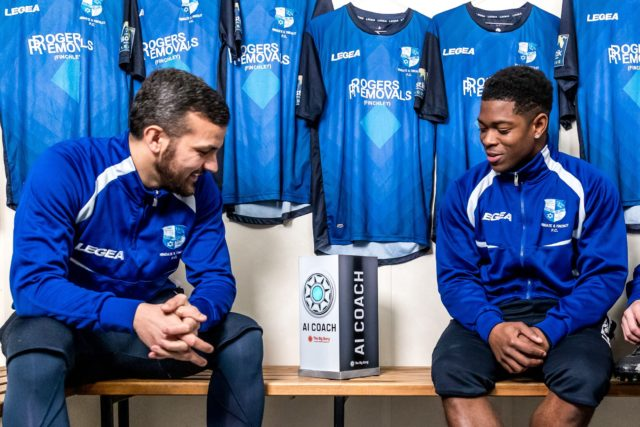 Non-league football club Wingate and Finchley turns to AI 'coach' for tactical insights