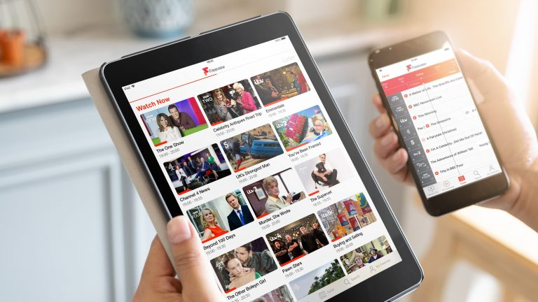 New Freeview mobile app will let you stream live TV for FREE