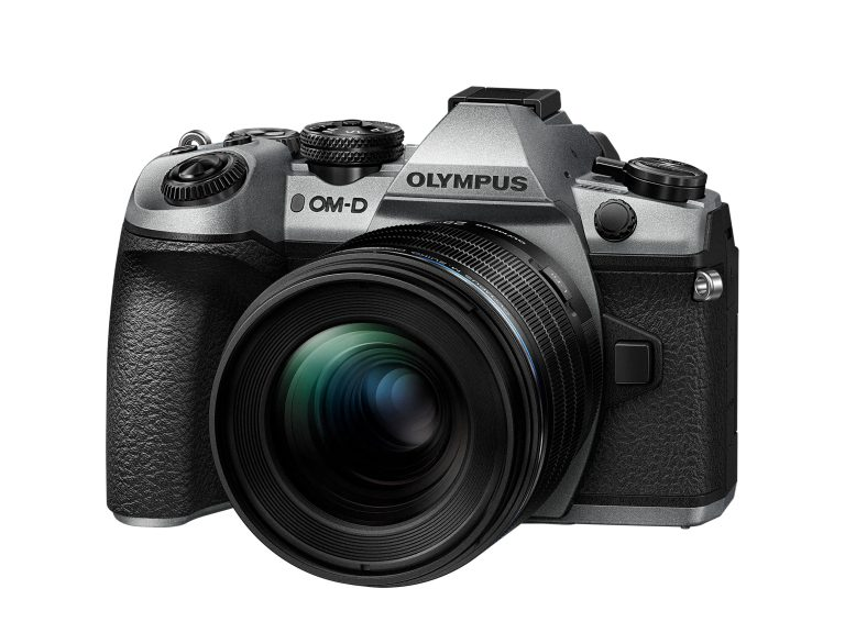 Olympus celebrates centenary with silver edition of OM-D E-M1 Mark II camera