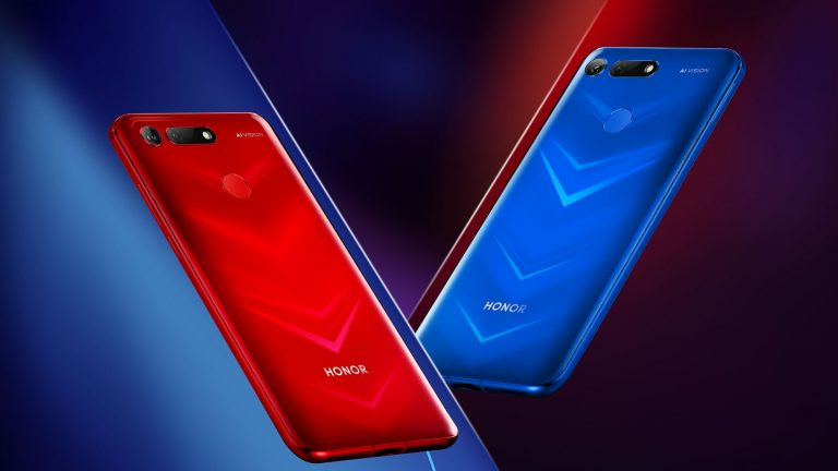 Honor to launch View20, one of the UK's first 'hole punch' smartphones