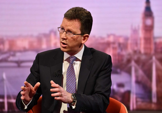 Social media companies could face criminal sanctions says Culture Secretary Jeremy Wright
