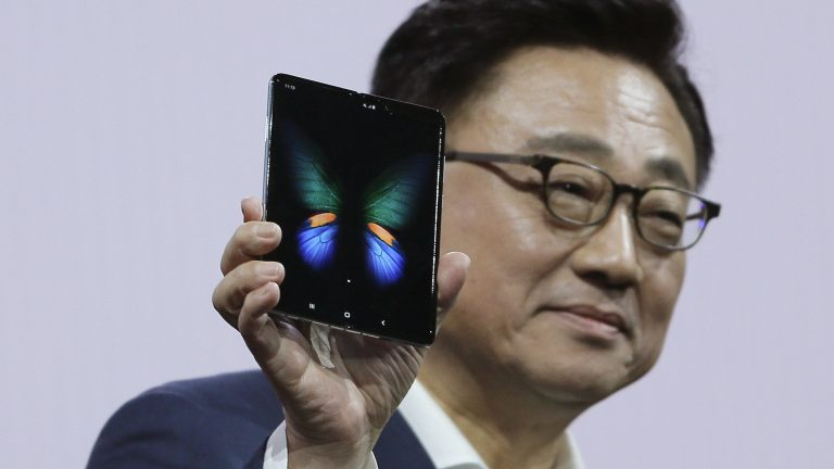 Experts have mixed reactions to Samsung Galaxy Fold