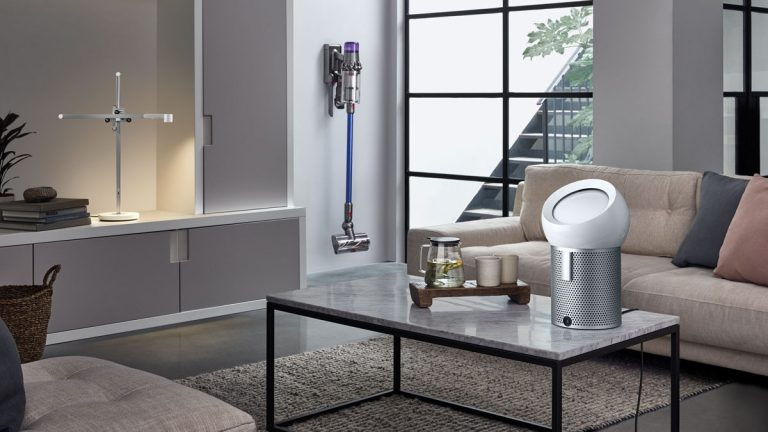 Dyson launches 'intelligent' cord-free vacuum cleaner that can detect floor type