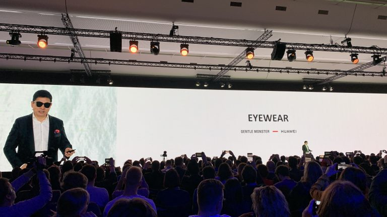 Huawei previews smart glasses to rival Snapchat Spectacles