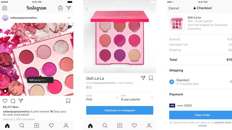 Instagram introduces checkout feature to buy products within app