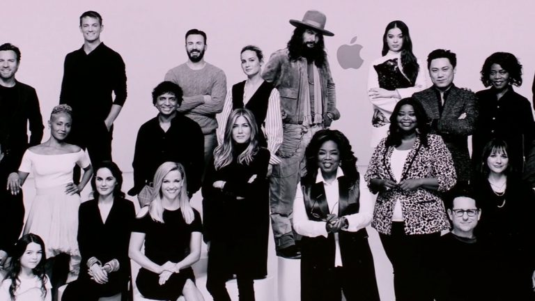 Apple unveils AppleTV+ streaming service backed by host of A-listers