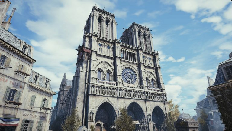 Assassin's Creed publisher Ubisoft pledges 500,000 Euros to Notre Dame restoration