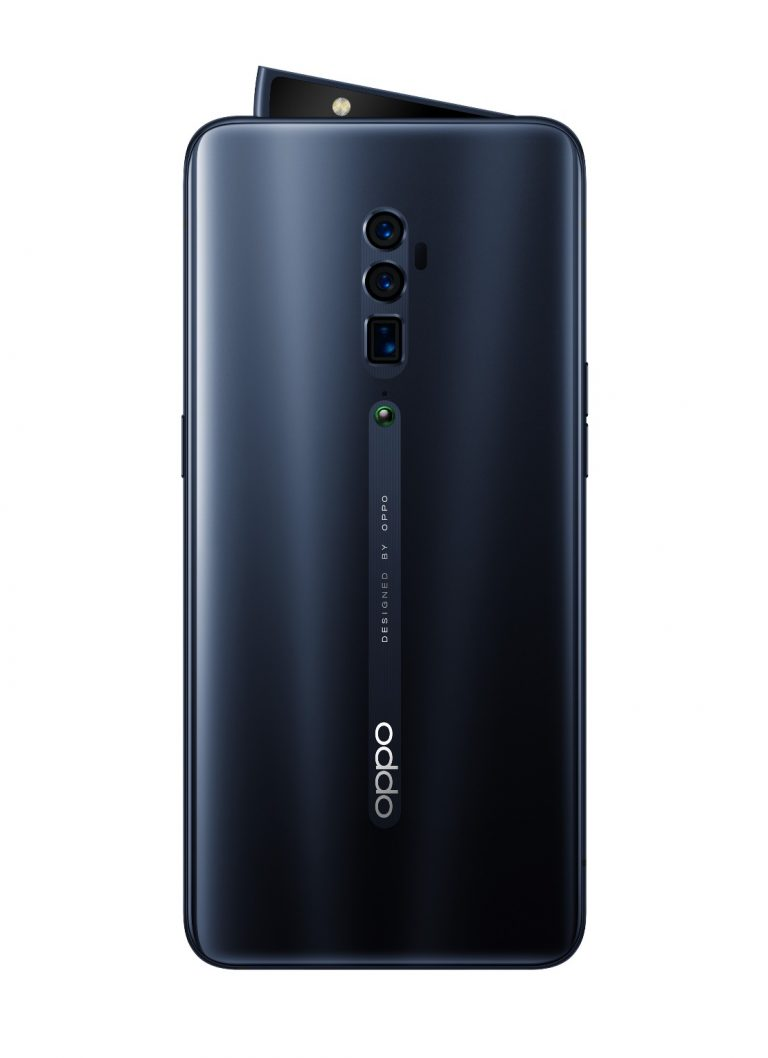 OPPO launches new Reno models with pop-up cameras. Including 5G model on EE