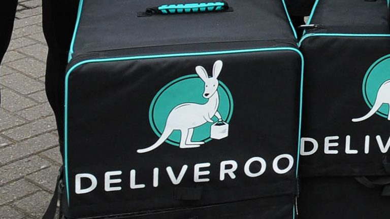 Amazon leads £450 million funding round in Deliveroo