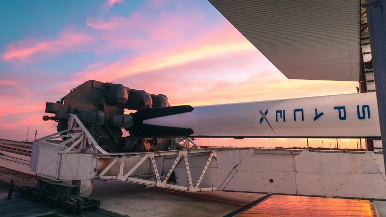 Elon Musk's SpaceX delays internet satellite launch – again