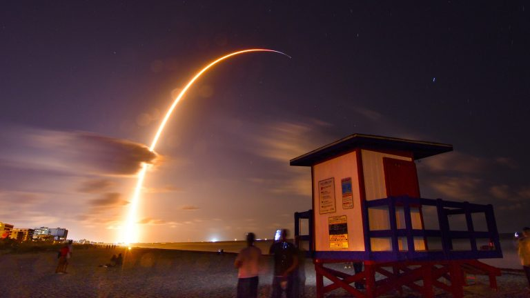 Elon Musk's SpaceX launches 60 'broadband' satellites
