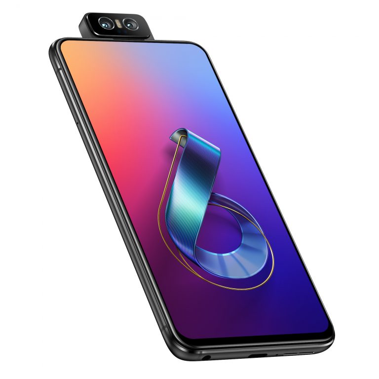 ASUS ZenFone 6 with innovative Flip Camera unveiled