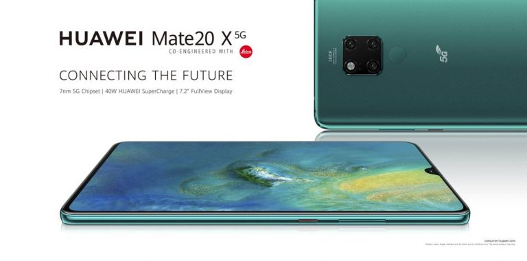 Huawei pushes ahead with Mate20 X 5G phone despite security concerns