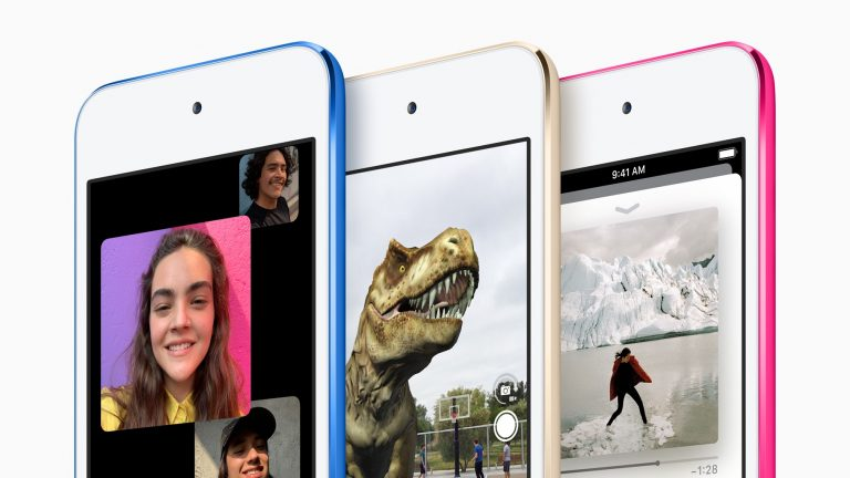 Apple revamps iPod Touch with improved chipset for Arcade
