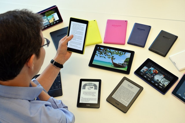 Investment in digital 'paying off' as e-books offset drop in physical sales