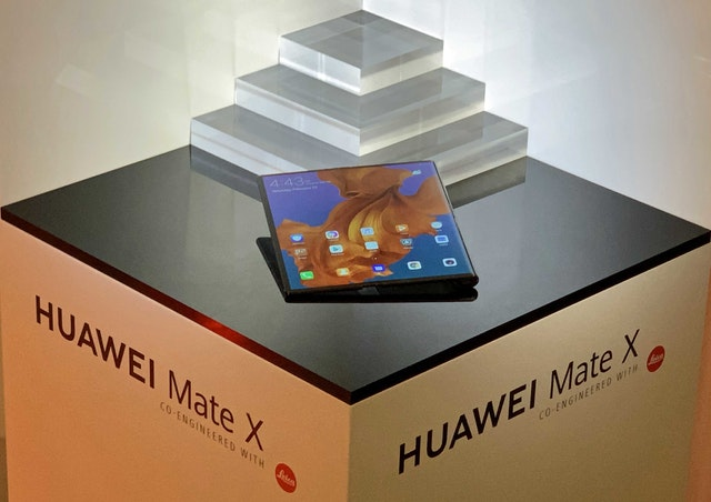 Huawei Mate X foldable phone launch delayed until September