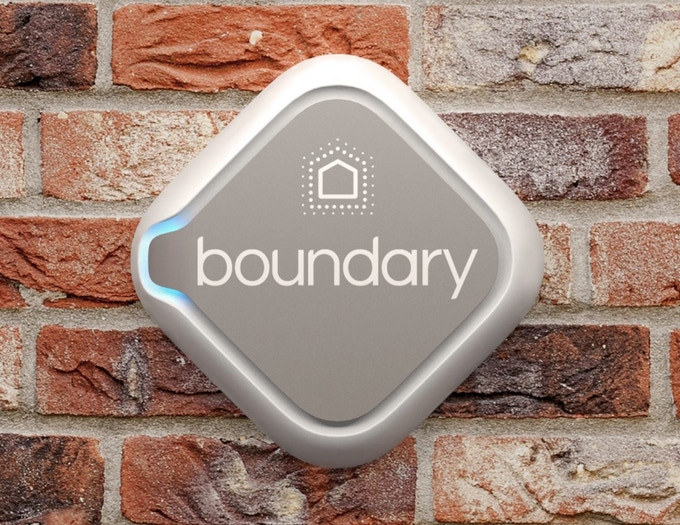 Boundary unveils completely flexible home security system