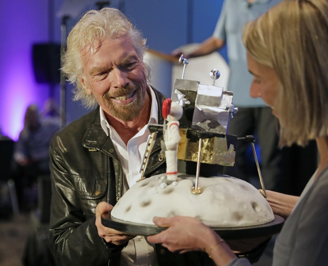 Sir Richard Branson 'ready to head into space' after Virgin Galactic tests