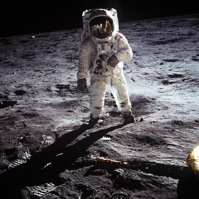 One giant leap for mankind: 50 years since first step on the moon