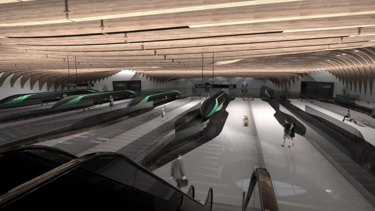 Elon Musk's Hyperloop concept offers glimpse into future of travel