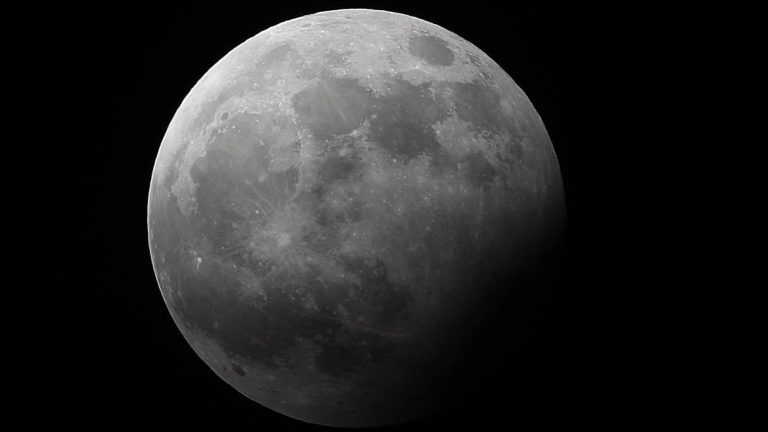 UK stargazers prepare for partial lunar eclipse today
