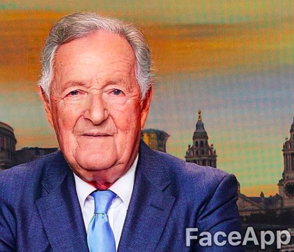 UK data watchdog 'considering' concerns about FaceApp