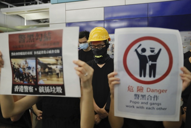 YouTube disables over 200 'disinformation videos' over Hong Kong demos