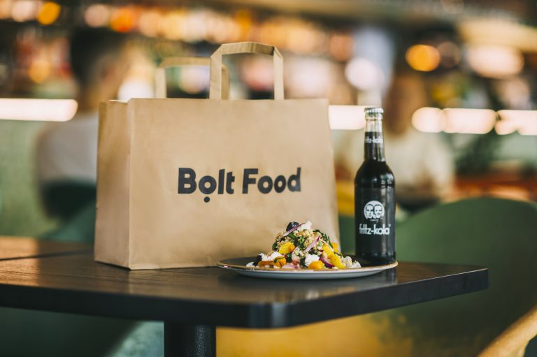 Estonia's Bolt launches food delivery service