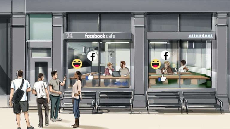 Facebook cafes to encourage users to check privacy settings
