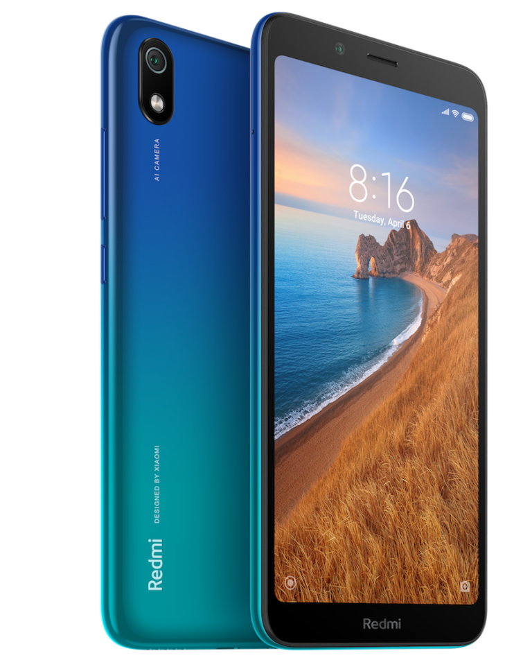 Xiaomi announces £99 Redmi 7A smartphone in the UK